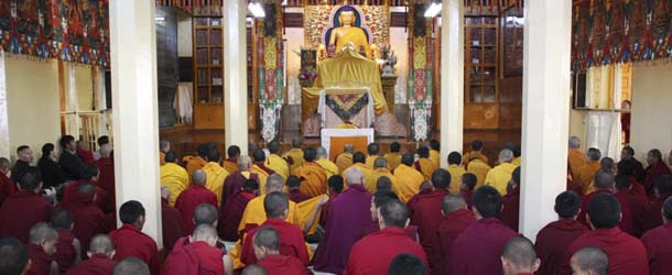 El origen extraterrestre de los tibetanos
