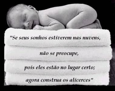 sonhos de bebê