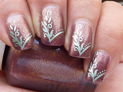9 Best Indian Wedding Nail Art Designs   Styles At Life