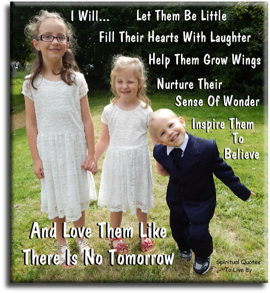 Sayings About Children To Live By