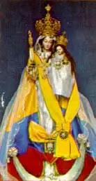 Nossa Senhora de Quinche, padroeira do Equador