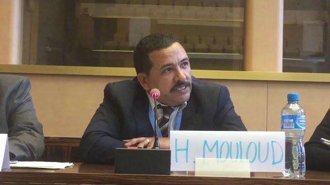 """Las chapuzas de la ONU en el Sáhara Occidental """"El Acuerdo Militar No 1 está caducado desde hace tiempo""""."""