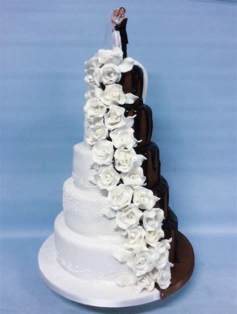 Los mejores pasteles de boda   Nupcias Magazine