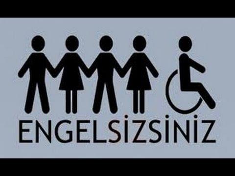 3 Aralık Dünya Engelliler Günü Boyama Sayfaları