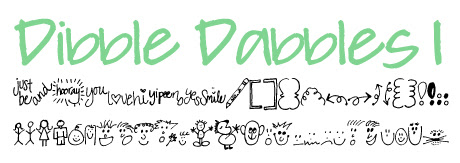click to download Dibble Dabbles 1