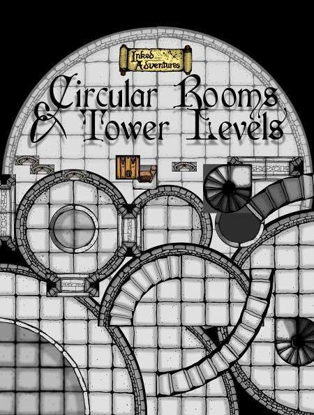 Circular Rooms and Tower Levels
