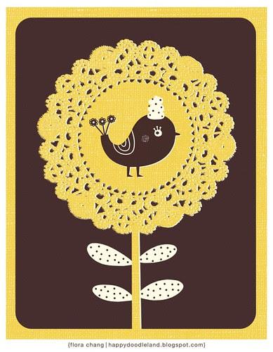 Ice Cream Bird