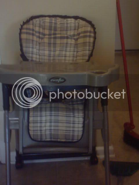 Photoaltan5 Evenflo High Chair Seat