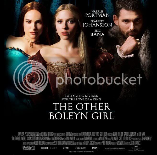 Other Boleyn Girl Poster 2