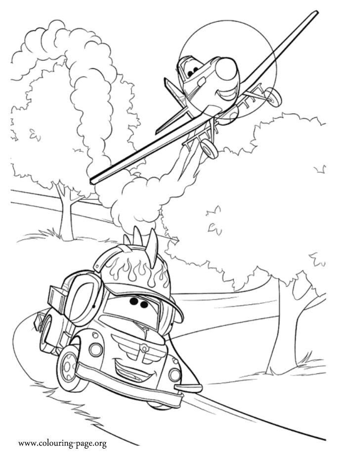CarsMovieColoringPages292 AZ Coloring Pages