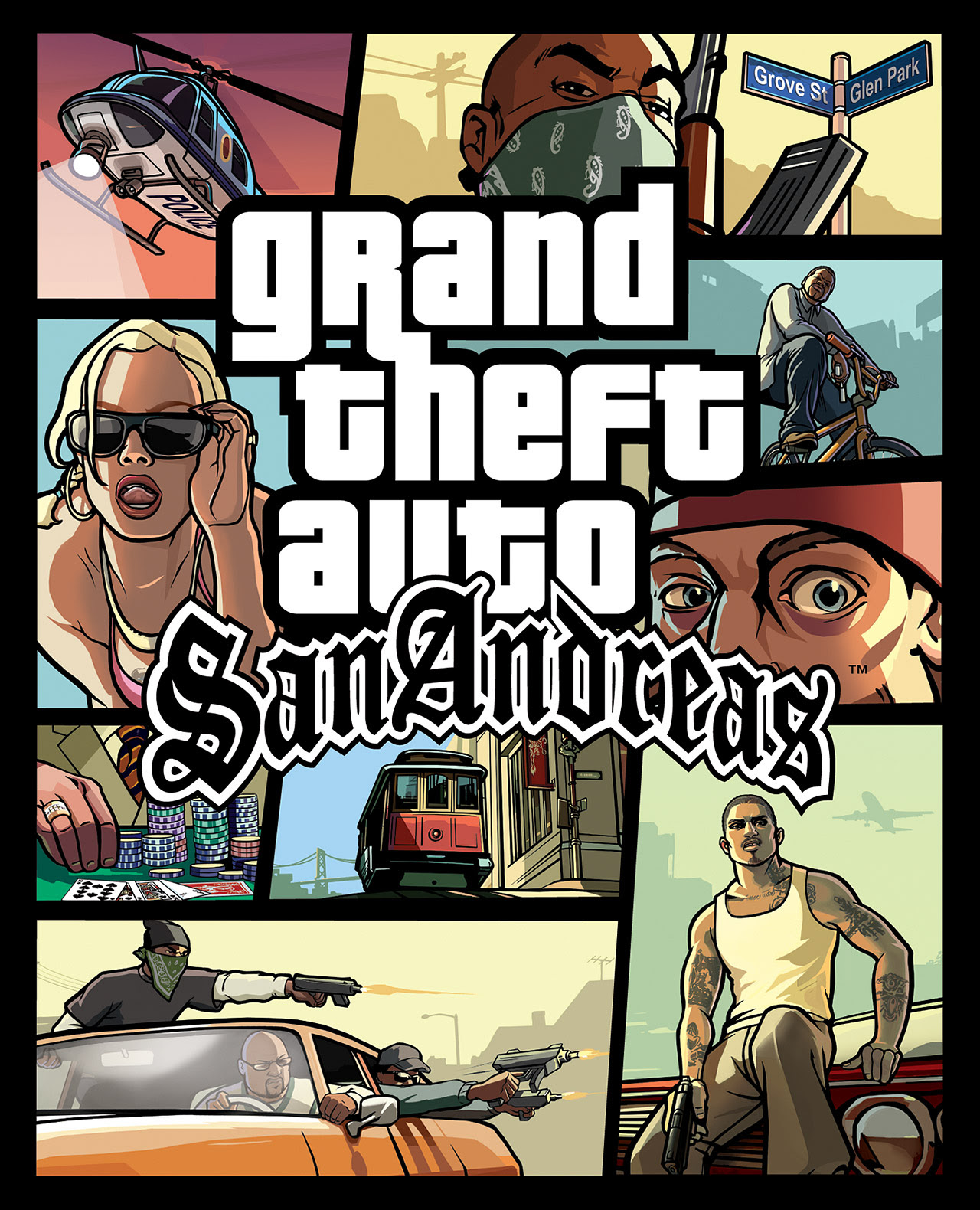 Download Grand Theft Auto: San Andreas - RePack Version