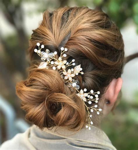 Amazon.com : SWEETV Gold Bridal Headband Bohemian