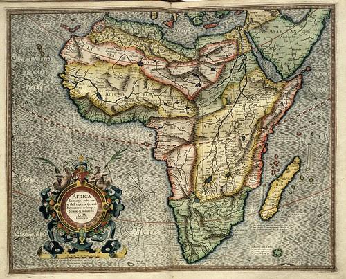 003-Africa-Atlas sive Cosmographicae meditationes de fabrica mvndi et fabricati figvra 1595- Mercator- library of Congress