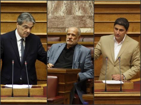 Κακός χαμός στη Βουλή για τον ΕΝΦΙΑ! - Ποιοι θα καταψηφίσουν την τροπολογία
