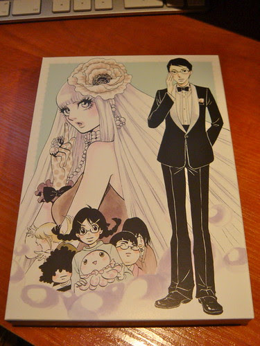 Kuragehime Vol. 3 DVD Limited Edition.