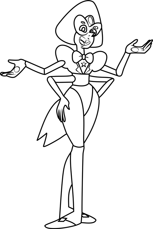 Steven Universe coloring pages to download and print for free