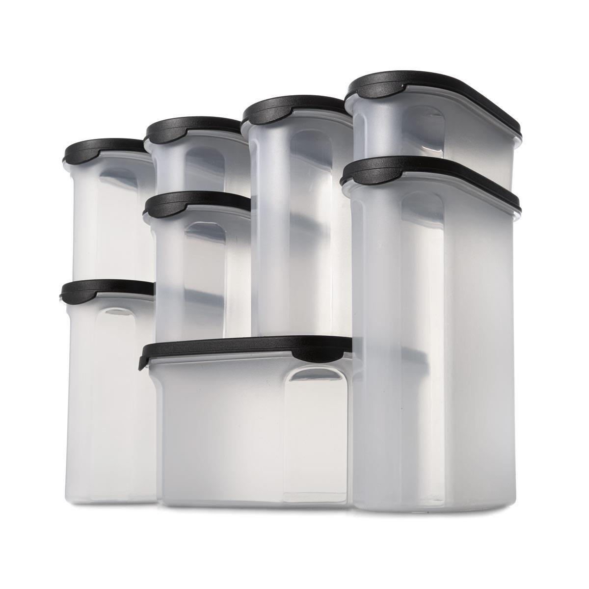 8 Piece Pantry Storage Set | Kmart