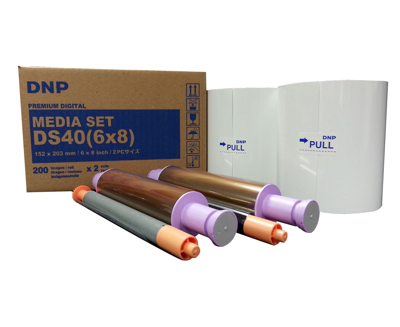 Dnp Media Ds Series