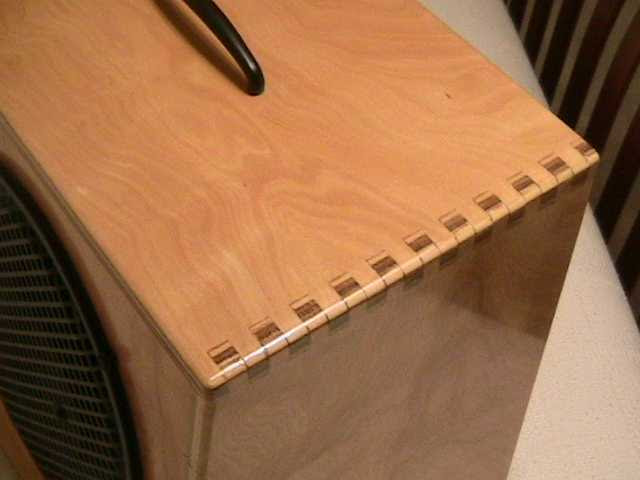 Woodworking Joints Cabinet
