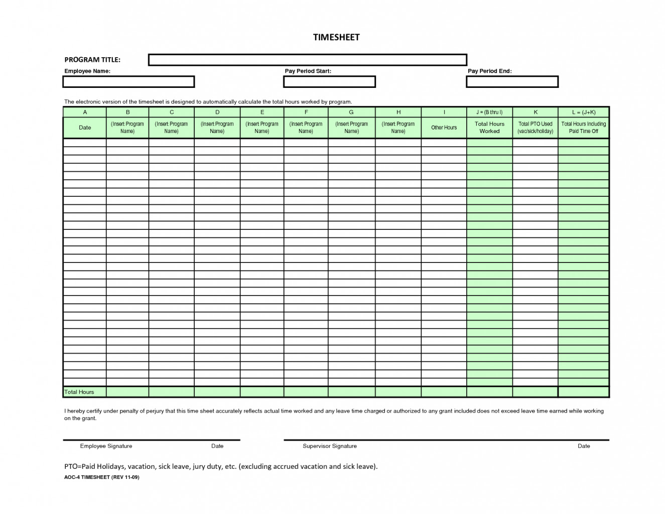Vacation Time Accrual Spreadsheet Spreadsheet Downloa ...