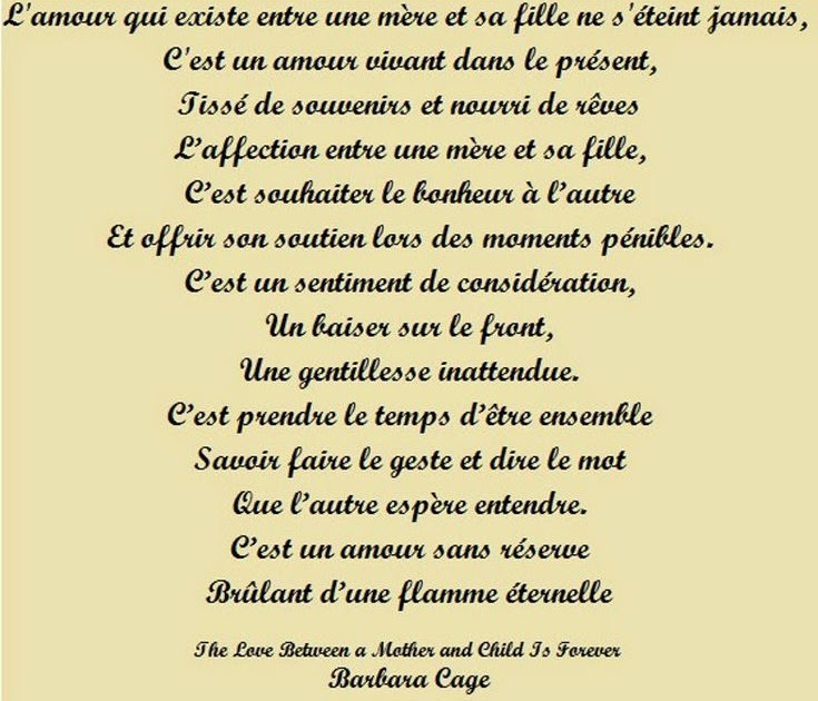 Citation Damour Pour Une Maman Best Citations D Amour