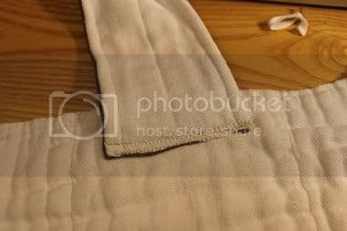 prefold fitted diaper tutoria
