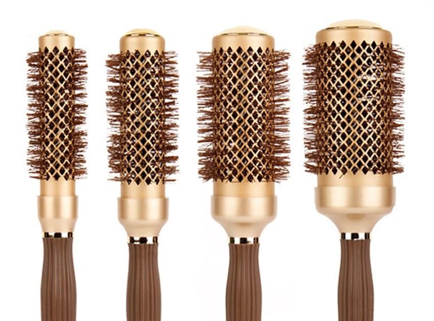 Gold Themal Hair Salon Nano Ceramic