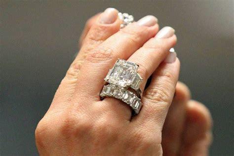 Kim Kardashian Wedding Ring   kim kardashian engagement