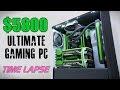 Video Time Lapse Pembinaan PC Bernilai RM 24,000