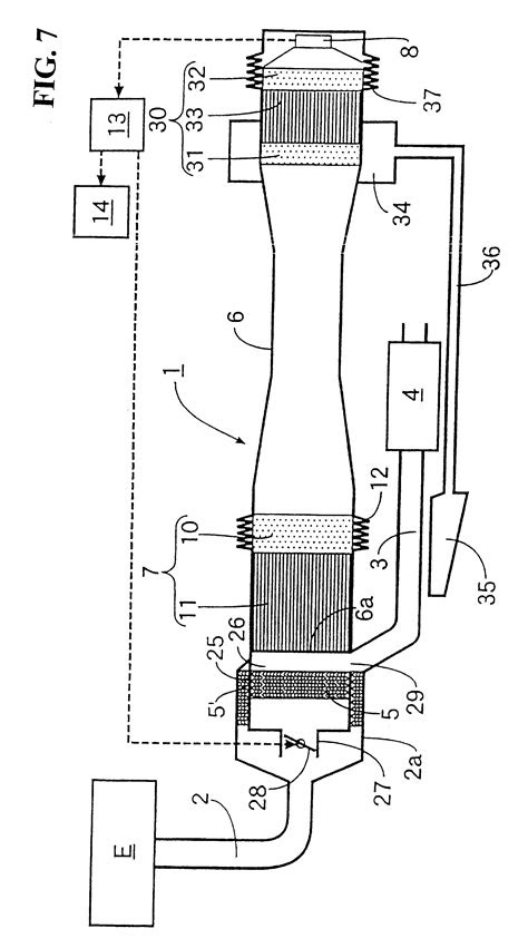 Patent US6571552 - Exhaust heat energy recovery system for
