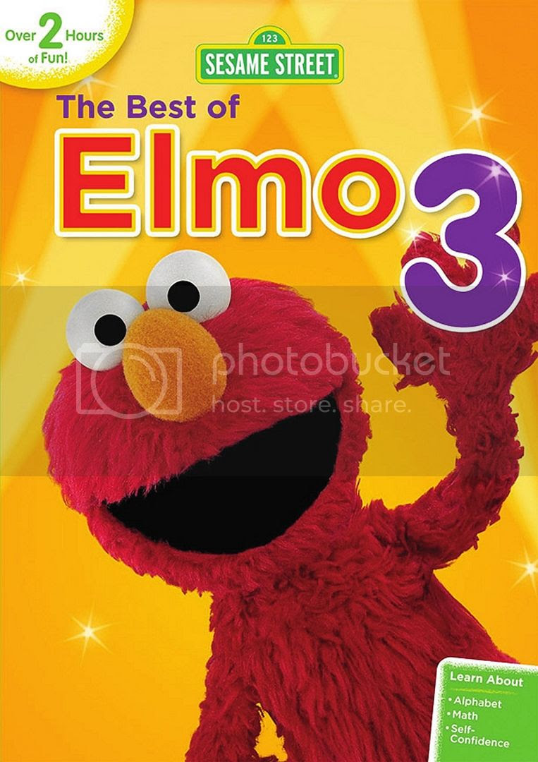 SESAME STREET THE BEST OF ELMO 3