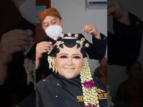MAKE UP PAES SANGGUL MAKE UP PENGANTIN INDONESIA