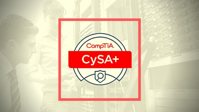 [100% Off UDEMY Coupon] - CompTIA CySA+ (CS0-001): 4 Practice Certification Exams 2019