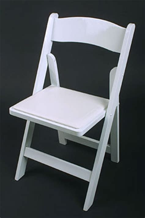 :: MIAMI WEDDING WOOD FOLDING CHAIRS   WHITE WEDDING WOOD