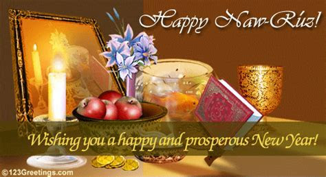 Baha'i New Year Cards, Free Baha'i New Year Wishes