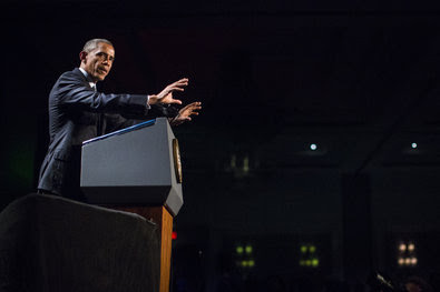 Democrats are eager to embrace President Obama's latest economic plans, hoping they will be seen by voters as the party of the middle class.