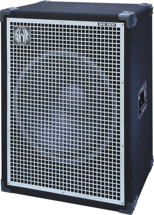 SWR BIG BEN 118 CABINET - Bass Amps - Amplifiers - Guitars - Jim Laabs ...