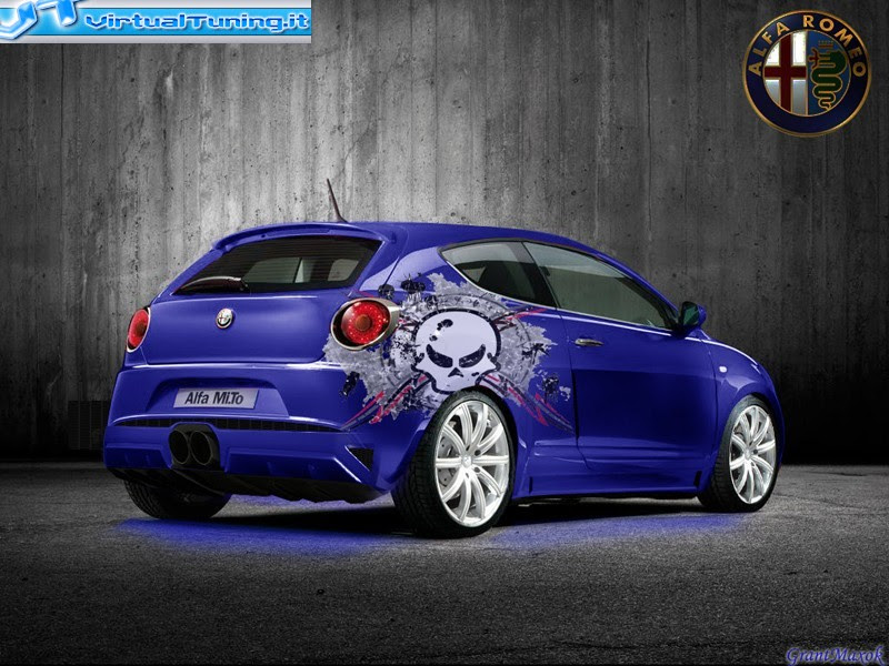 Alfa Romeo Mito Tuning by GrantMaxok on DeviantArt