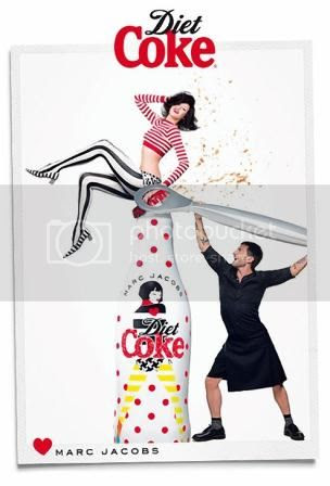 Marc Jacobs and Ginta Lapina for Diet Coke New Ads photo marc-jacobs-diet-coke-ginta-lapina-02_zps4ae247e4.jpg