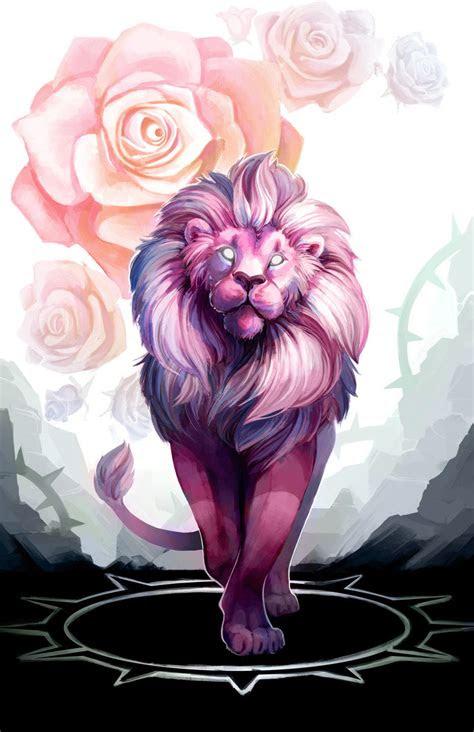 anime lion ideas  pinterest stiven