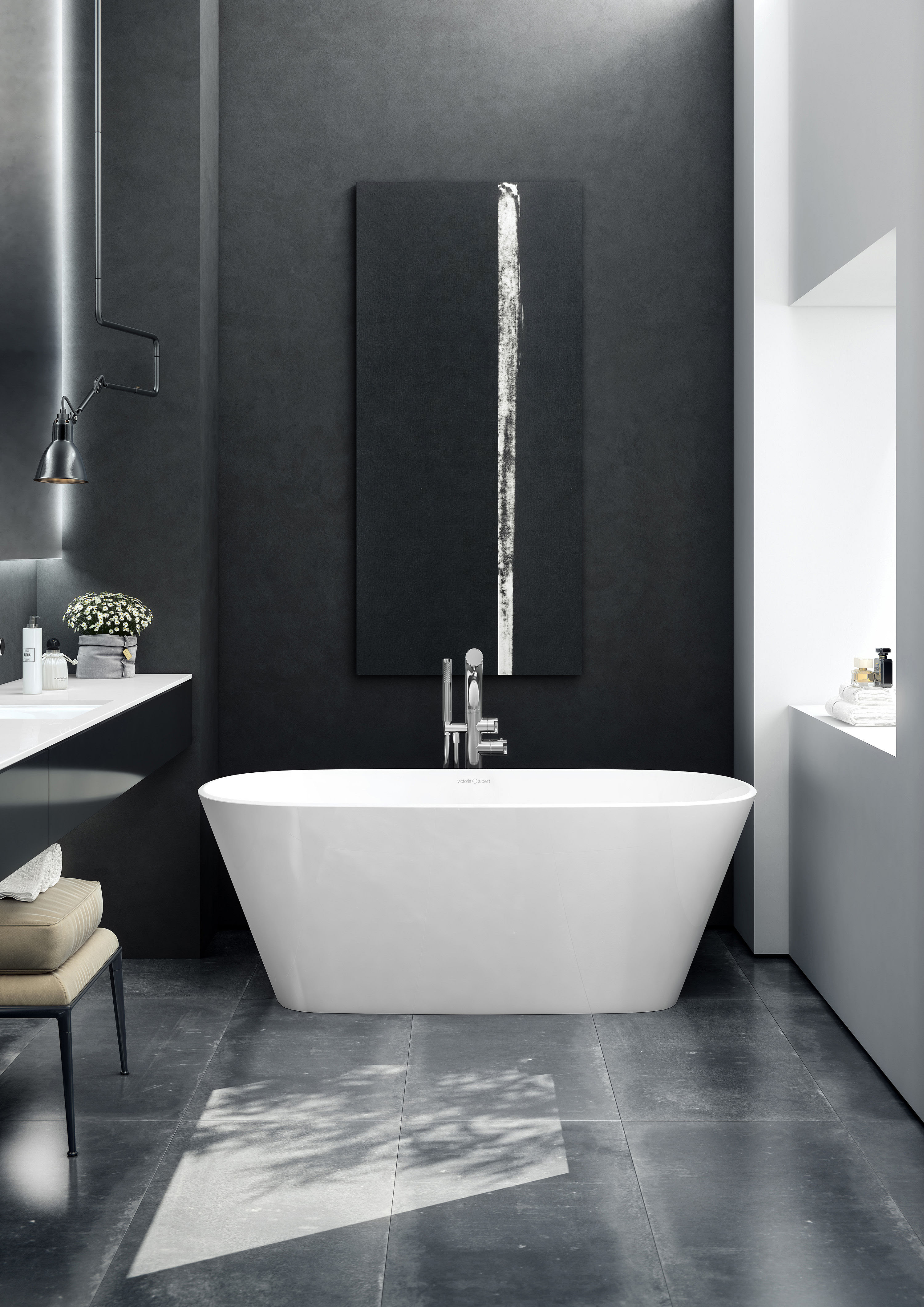 Bathroom design ideas: The right fittings for a small ...