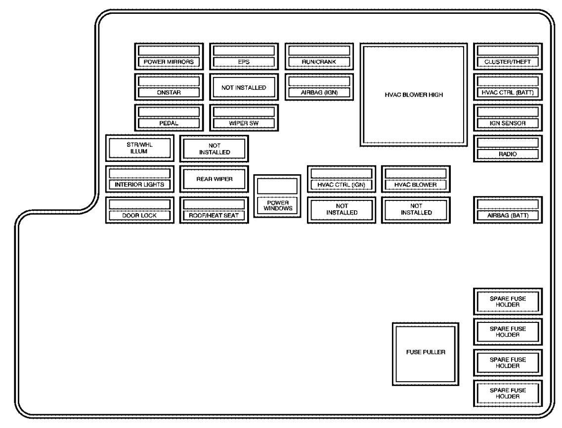 2cb83 2006 Bmw 330i Fuse Diagram Wiring Resources