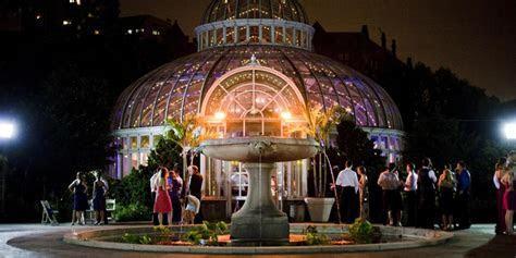 Palm House at Brooklyn Botanic Gardens Weddings   Get