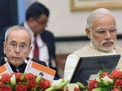 President, Prime Minister To Witness Indian Air Force's Firepower Tomorrow