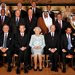 The queen and global monarchs invited to her Jubilee lunch at Windsor Castle in May.