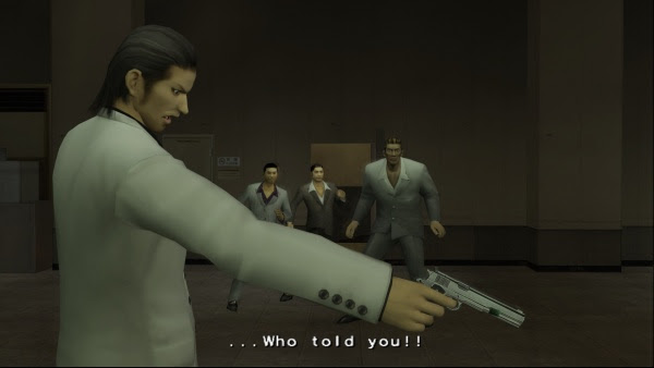 Yakuza Internet Movie Firearms Database Guns In Movies Tv And Video Games