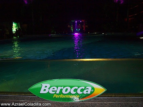 Berocca On Full Blast Party in Maxims