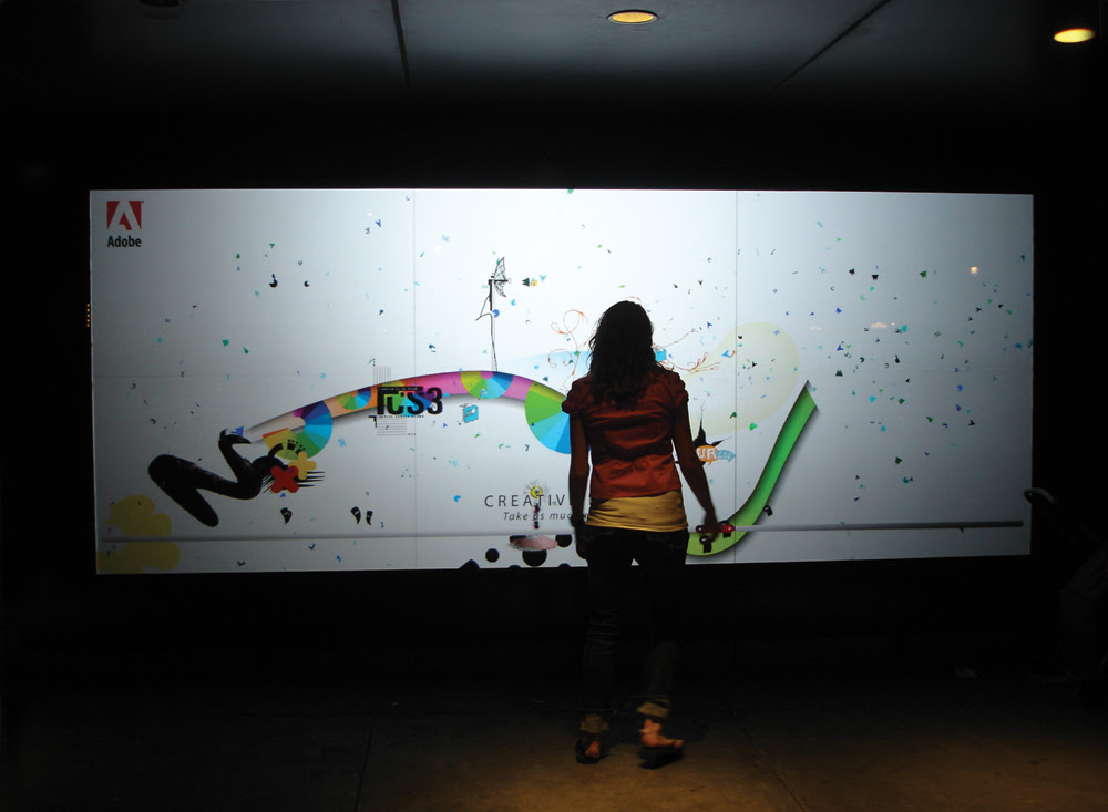 Adobe Wall Project Haptic Datacom