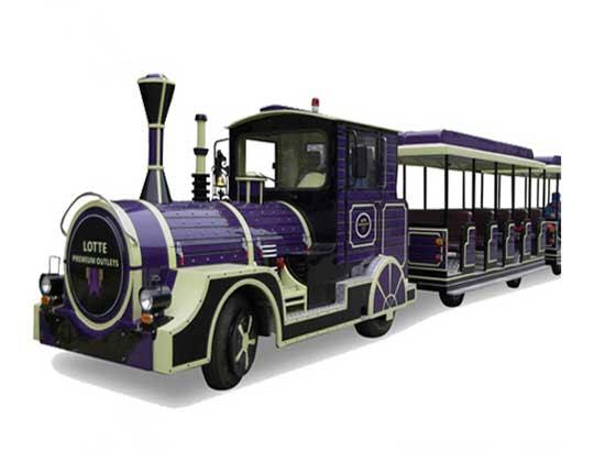 Amusement park tourist train for sale