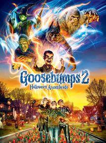 Resultado de imagem para Goosebumps 2 - Halloween Assombrado